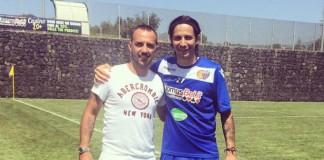 Giuseppe Mascara e Marco Biagianti