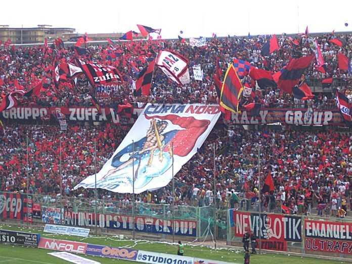Tifosi del Taranto
