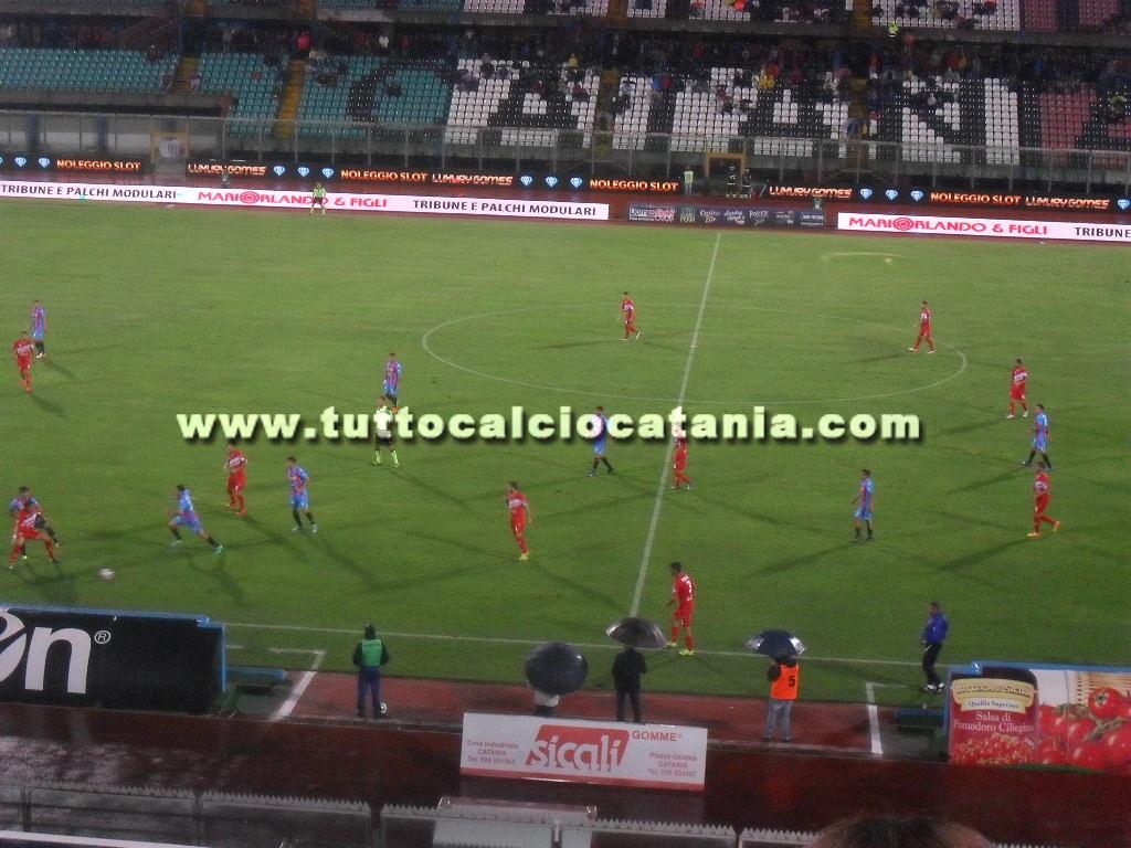 Akragas nella tana di Rigoli A Catania per un derby speciale