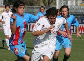 Catania vs Reggina in Serie A