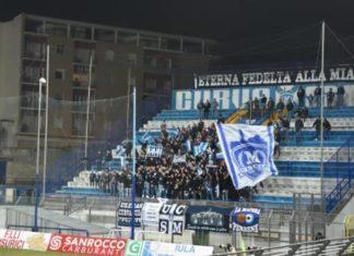 Stadio Matera, tifosi