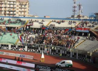 Catania Curva Sud