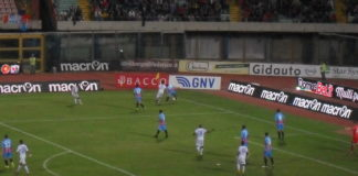 Catania vs Paganese