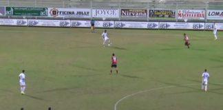 Taranto vs Catania