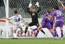 22 ottobre 2011, Fiorentina 2-2 Catania