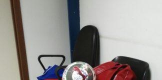 Pallone firmato Di Grazia