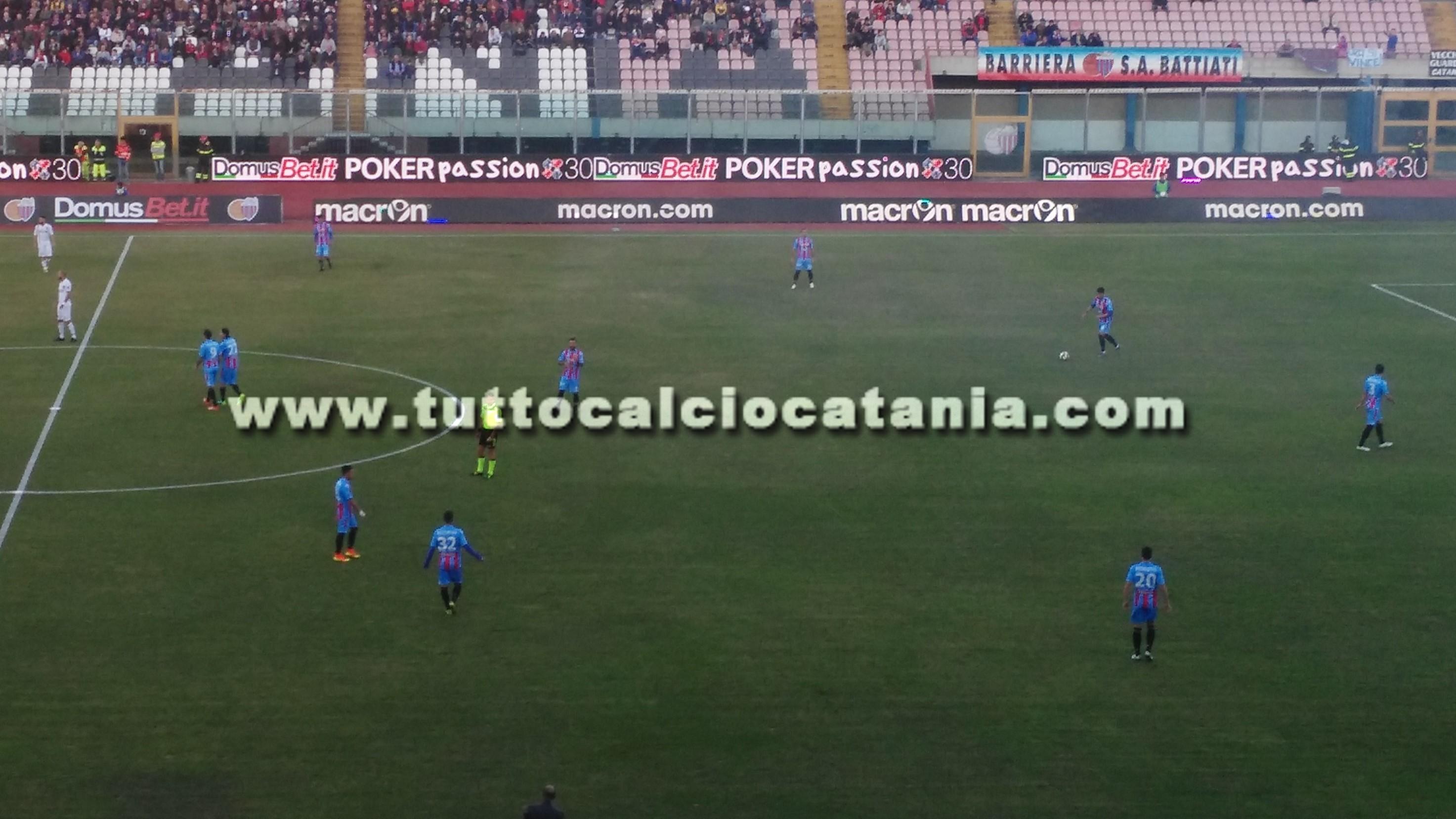 Gol Catania-Catanzaro 3-1: Video Highlights e Sintesi (Lega Pro 2016-17)