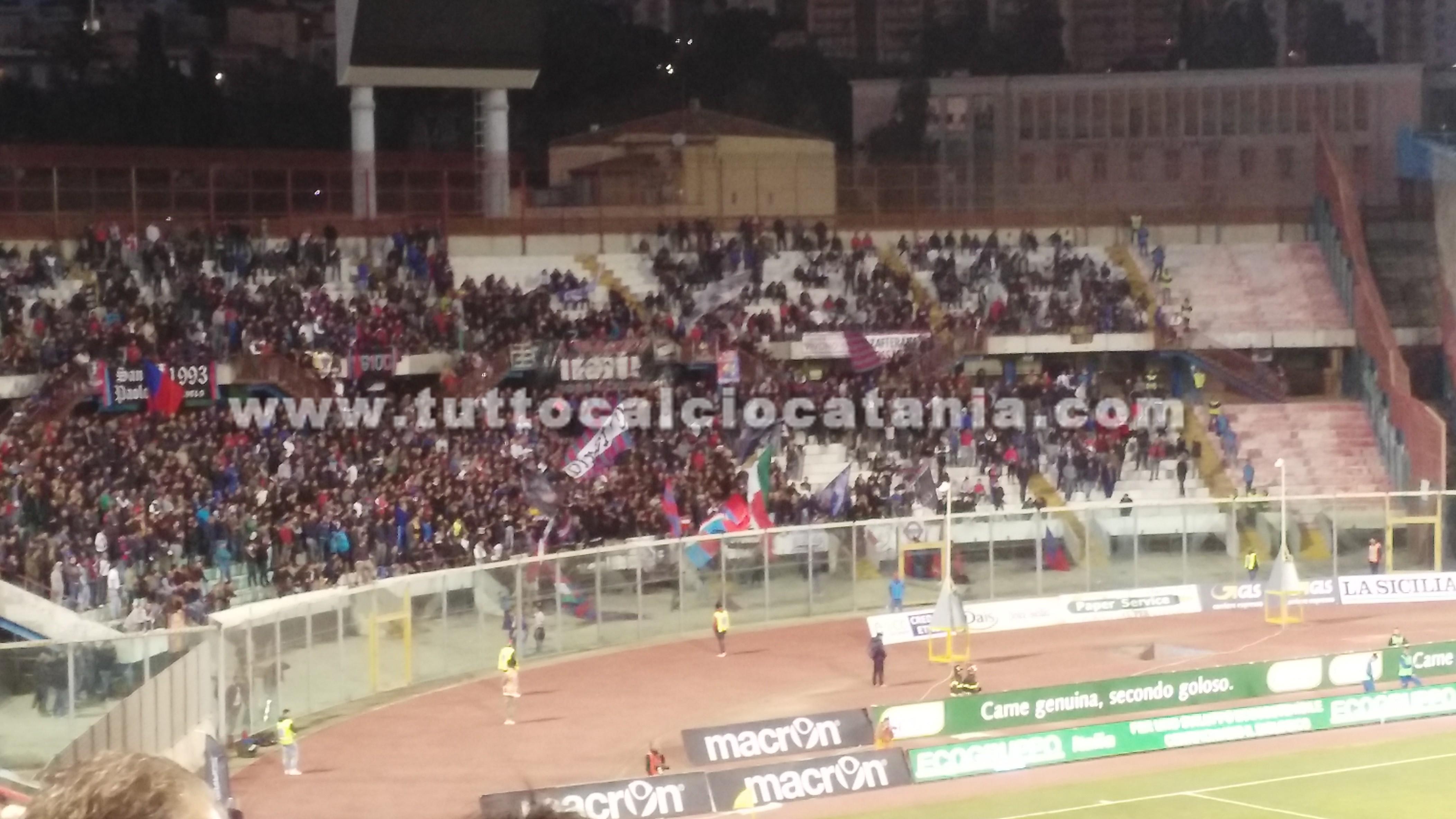 Catania, scacco alla Reggina Gli etnei si impongono 3-1