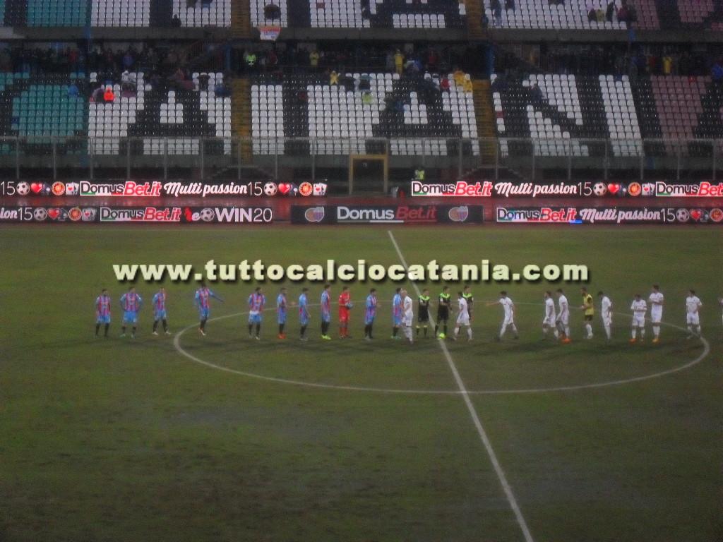 Catania-Casertana 1-0: Risultato Finale, Tabellino e Foto Gallery
