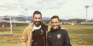 Dario Bergamelli e Fabio Cannavaro