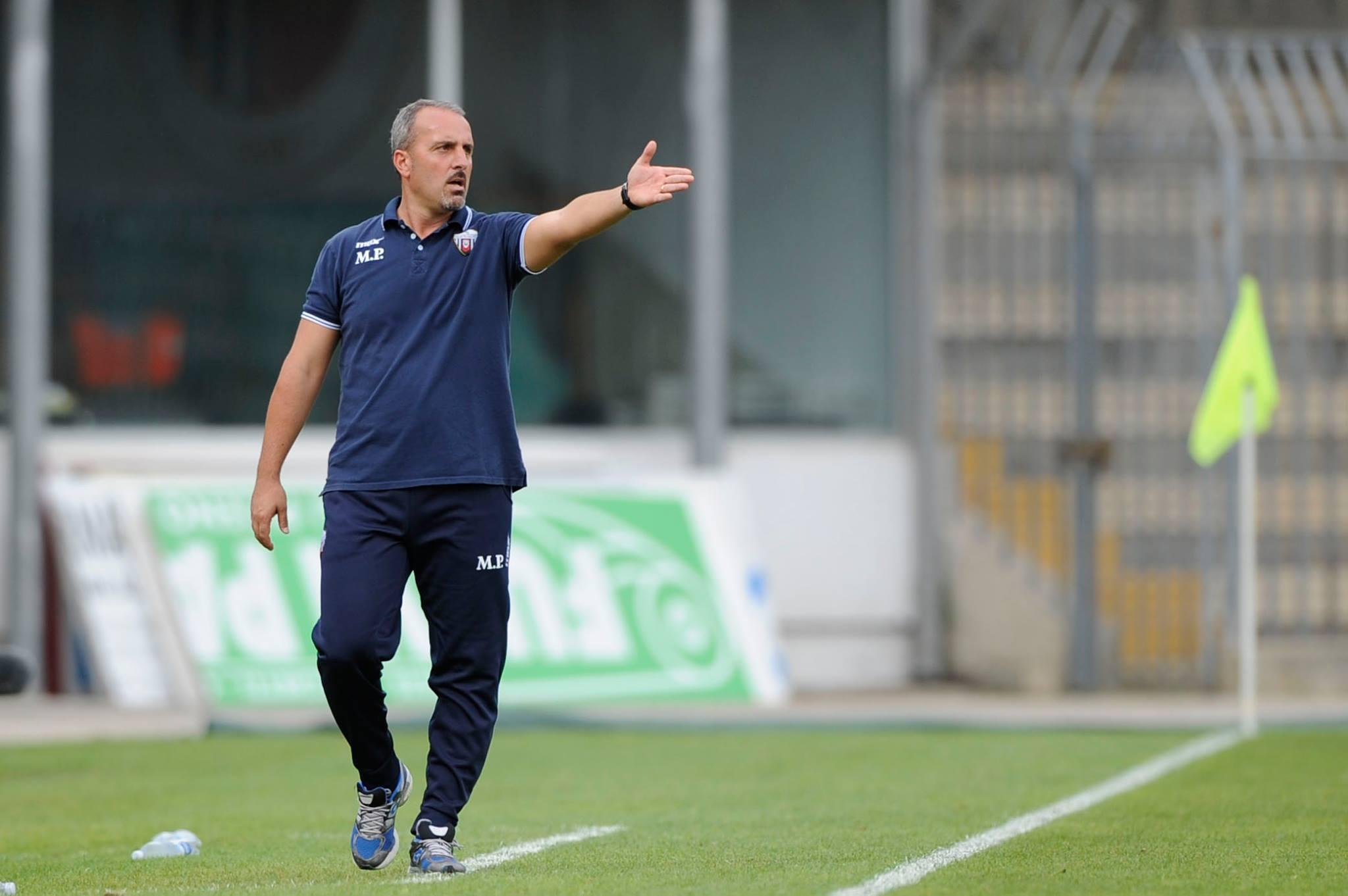 Rigoli non è più l'allenatore del Catania