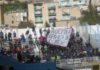 Catania, tifosi all'Esseneto