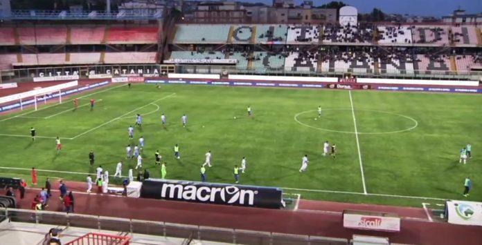 Catania - Virtus Francavilla