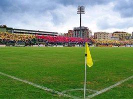 Catanzaro, stadio Ceravolo
