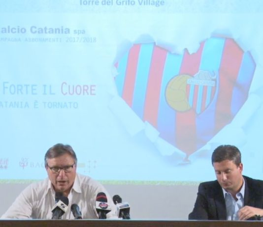 Campagna Abbonamenti Catania