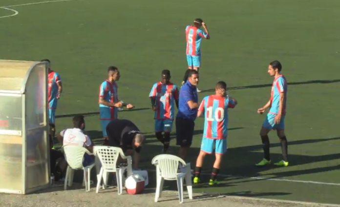 Troina vs Catania
