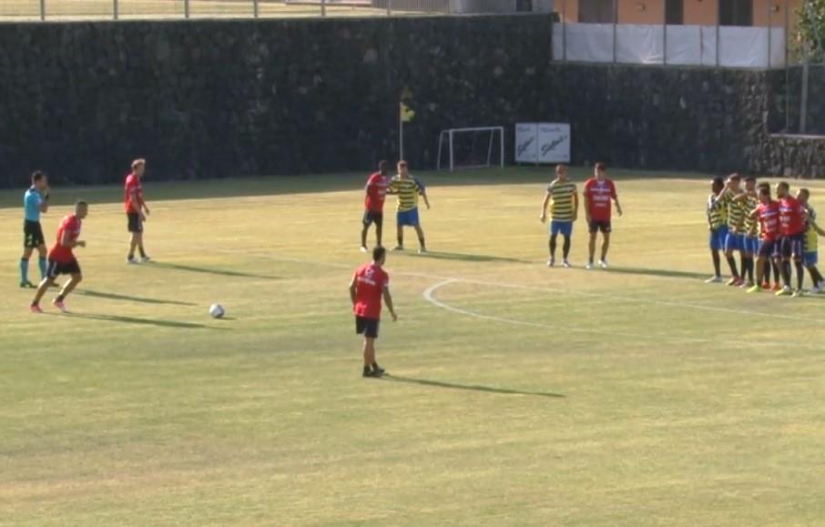 Catania-Equipe Sicilia 9-0: buon test per gli etnei. Rossetti in evidenza