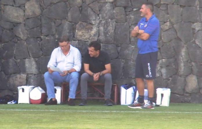 Pietro Lo Monaco, Antonino Pulvirenti e Cristiano Lucarelli