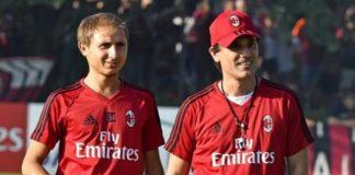 Emanuele Marra e Vincenzo Montella