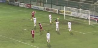 Reggina vs Catania