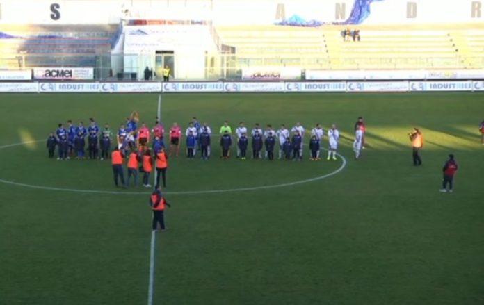 Fidelis Andria vs Catania