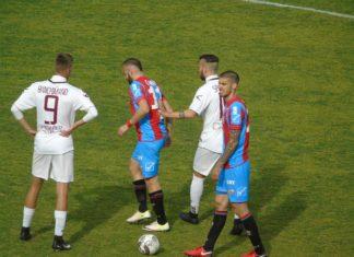 Davis Curiale e Luka Bogdan