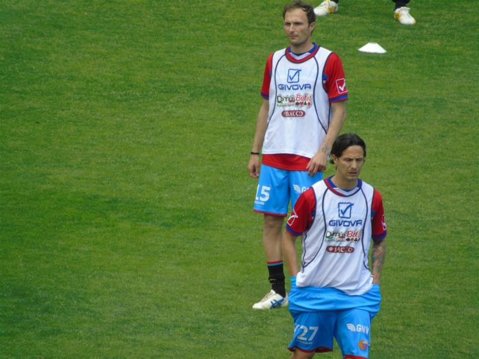 Giovanni Marchese e Marco Biagianti