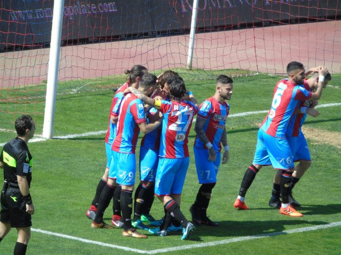 Catania vs Rende
