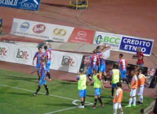 Catania vs FeralpiSalò