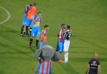 Catania vs Robur Siena