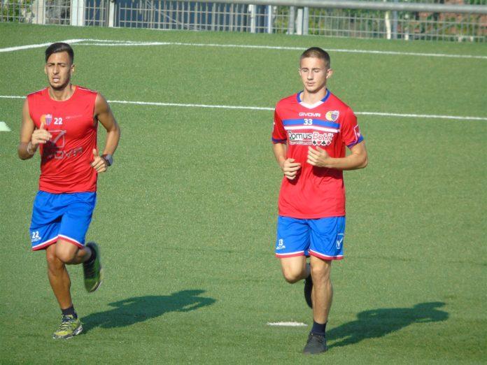 Giuseppe Fornito e Adis Mujkic