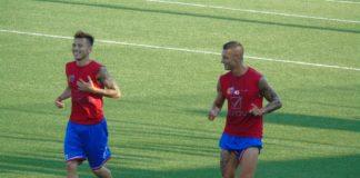 Andrea Di Grazia e Demiro Pozzebon
