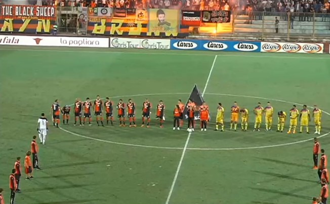 Casertana vs Catania