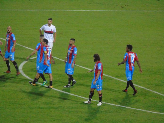 Catania vs Vibonese