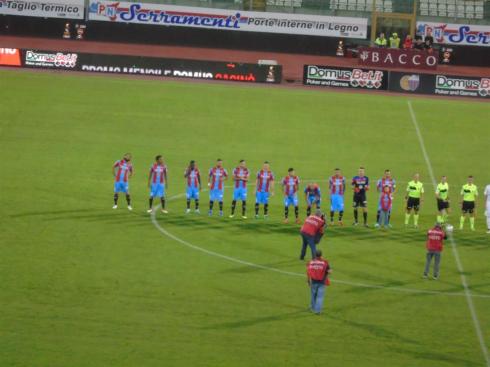 CATANIA: tra le imbattute in Serie C registra il terzo migliore ...