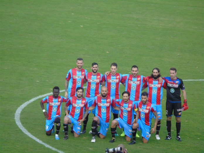 Catania vs Catanzaro