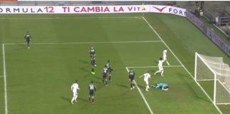 Sassuolo vs Catania