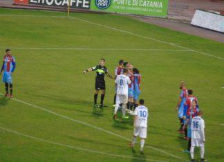 Catania vs Virtus Francavilla
