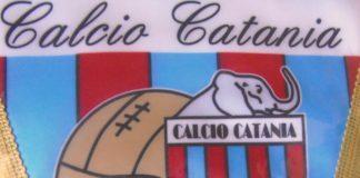Catania gagliardetto