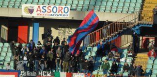 tifosi Catania Tribuna