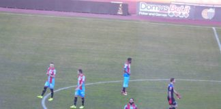 Catania vs Casertana
