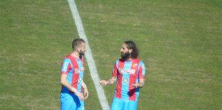 Davis Curiale e Alessandro Marotta