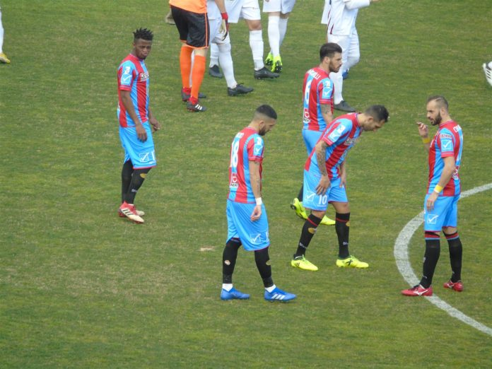 Catania vs Potenza