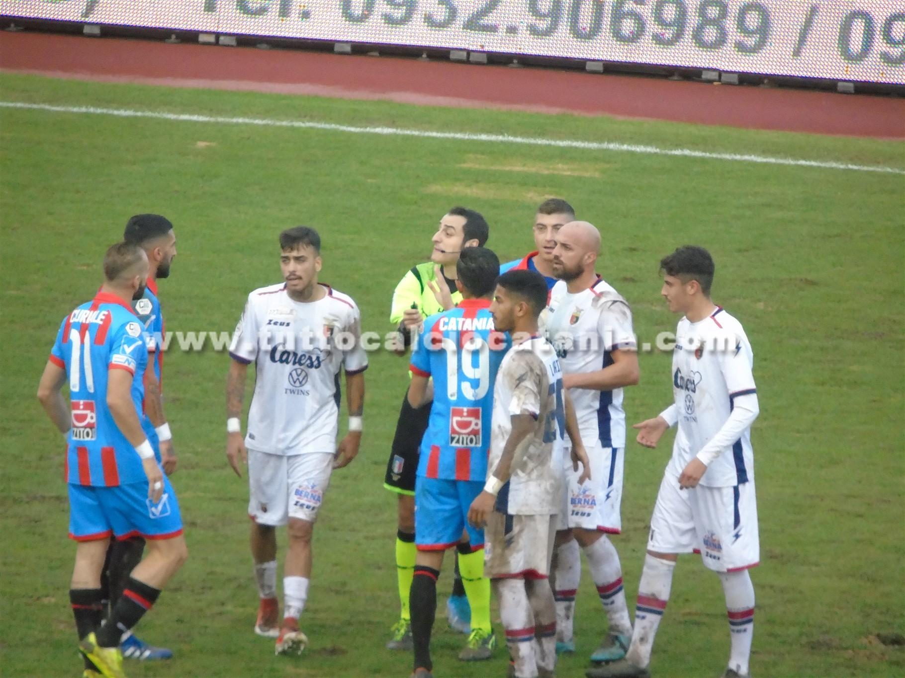 CATANIA - CASERTANA (Video): gli highlights della partita - Tutto Calcio  Catania